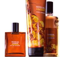 sensual amber trio